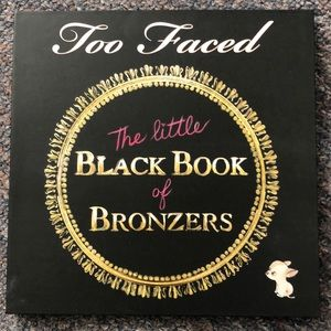 Too Faced - The Little Black Book of Bronzers